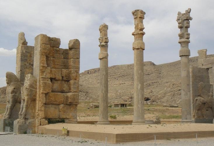 Ruiny Persepolis