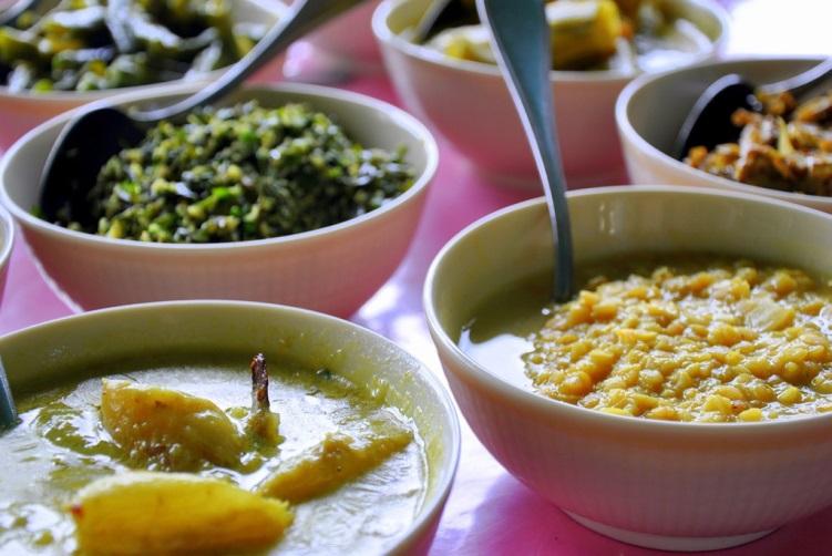 Kuchnia na Sri Lance