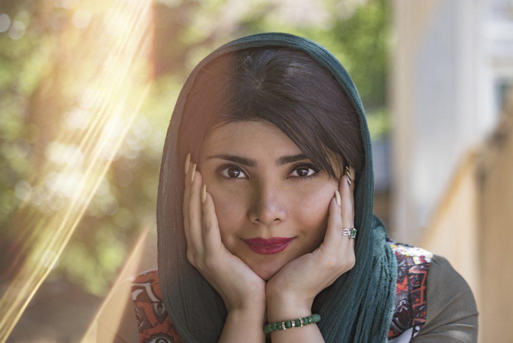 irańska kobieta